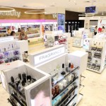 Woolworths Beauty Bar - Town Hall Woolworths, Sydney. A new convenient way to buy your beauty products