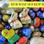 keep on the right side of healthy this easter
