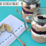 Sarah Wilson&#039;s Chia and Quinoa Parfait | I Quit Sugar #iqs