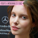 How to create a minimalist face