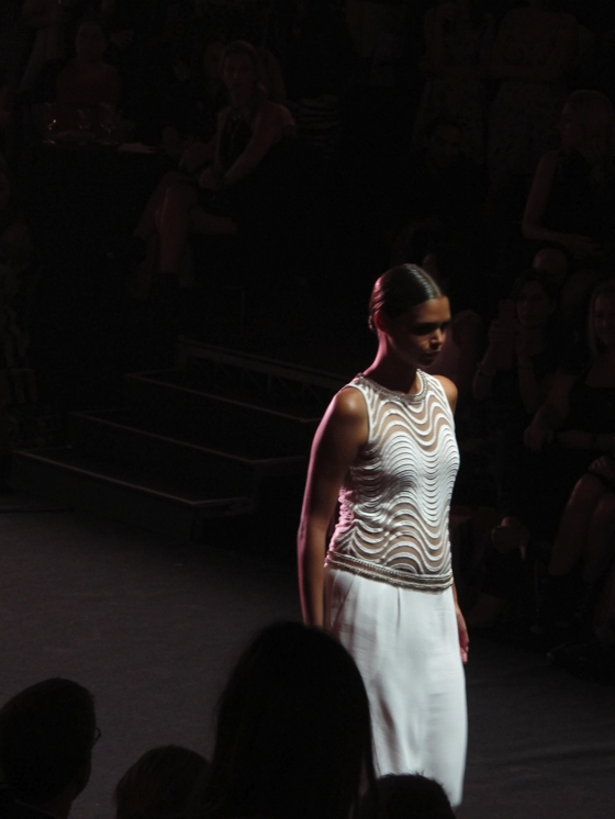sass & bide at the Elle Australia launch MBFWA 2013