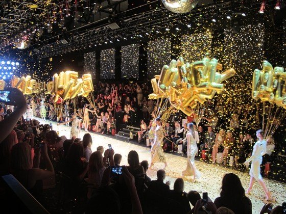 Elle Australia launch | MBFWA 2013