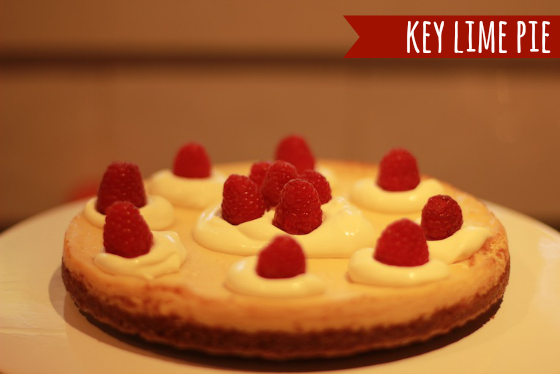 Recipe: Key Lime Pie