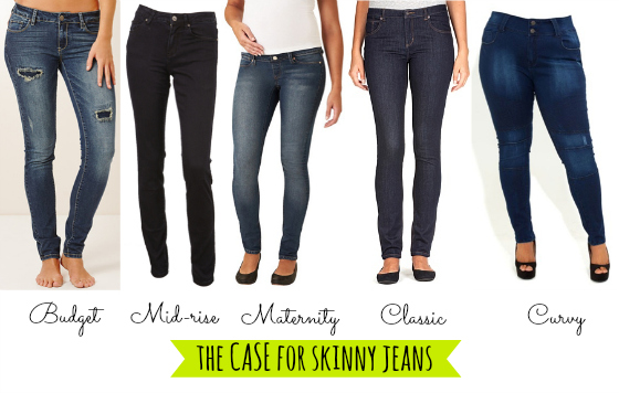Why skinny jeans are your most flattering fashion choice