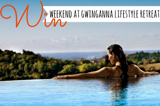 Win a weekend at Gwinganna Lifestyle Retreat