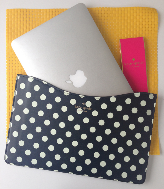 Kate Spade Macbook Air 11'' cover