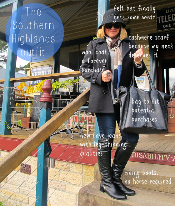 The Southern Highlands outfit