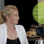 How to get the Nina Proudman makeup look