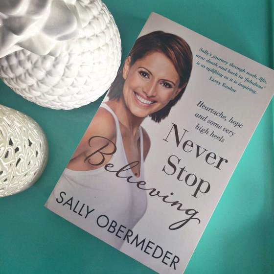 Sally Obermeder Never Stop Believing