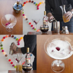 French martini | Mr and Mrs Romance | 30 Cocktails in 30 Days