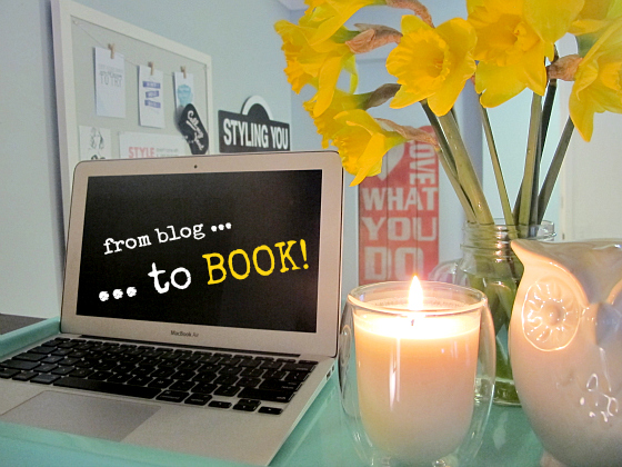 From blog to book | Styling You secures a book contract with Hachette