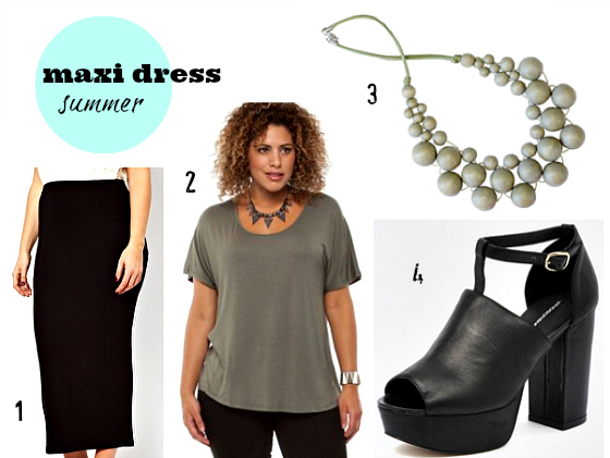 how to wear maxi skirts if you& 39