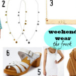 FEATURED spring weekend frock
