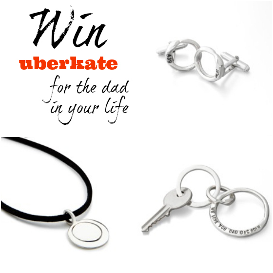 Win Uberkate for Father's Day