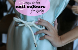 FEATURED spring nails
