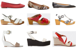 FEATURED spring shoe essentials 2013