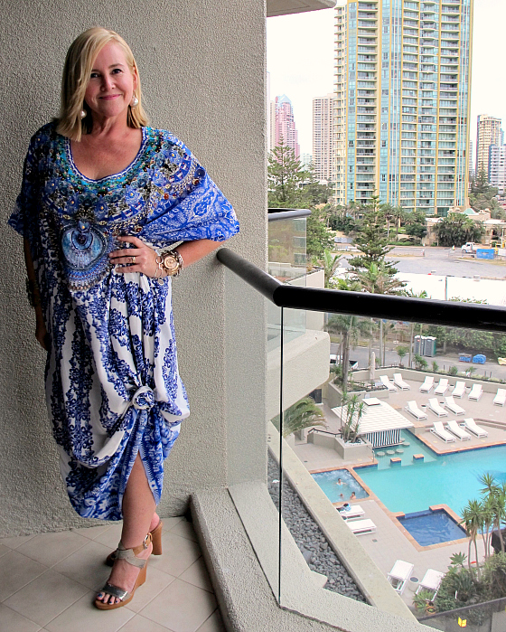 PBevent party outfit | Camilla kaftan