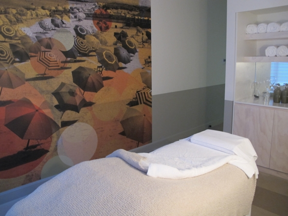 spaQ Gold Coast treatment room