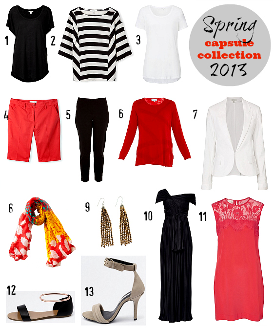 8d42b168ac97 Spring wardrobe essentials  the capsule collection