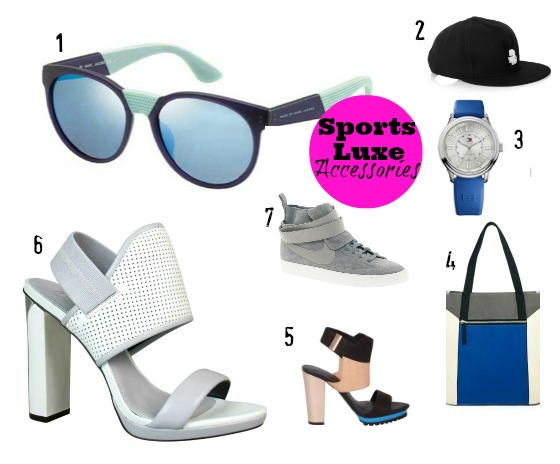 How to wear sport luxe without looking like a teenager