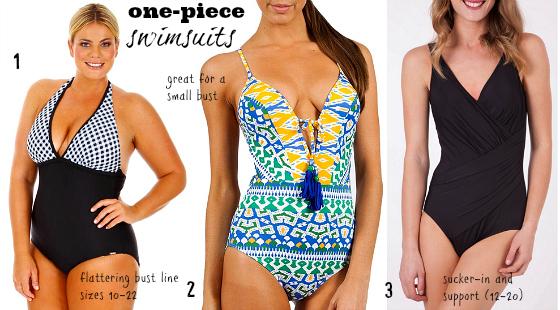 swimwear 2013 one-piece | how to feel good in a swimsuit | resort week