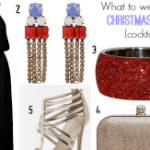 FEATURED What to wear to a Christmas party cocktail