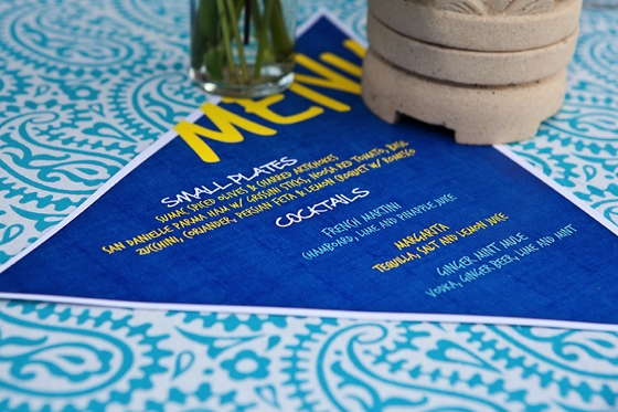 Pack a Perfect Party party styling   Stationery by Senna Jean Designs