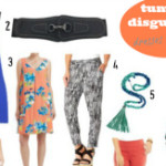 FEATURED Tummy Disguising Dresses and Bottoms