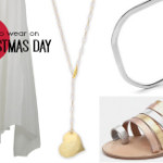 FEATURED What to wear Christmas Day maxi dress