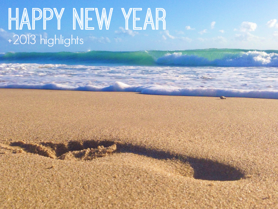 Happy New Year + 2013 highlights for Styling You