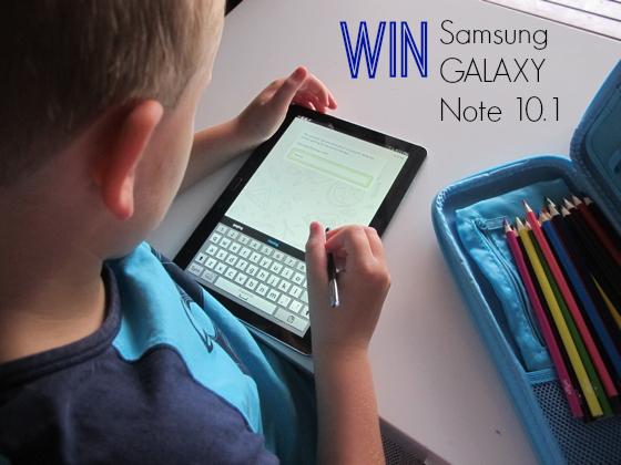 Win Samsung GALAXY Note 10.1