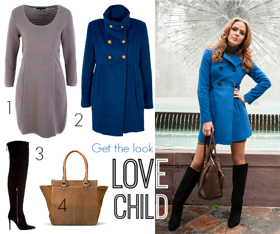 Get the Love Child look:  Joan Millar (Jessica Marais) #lovechild