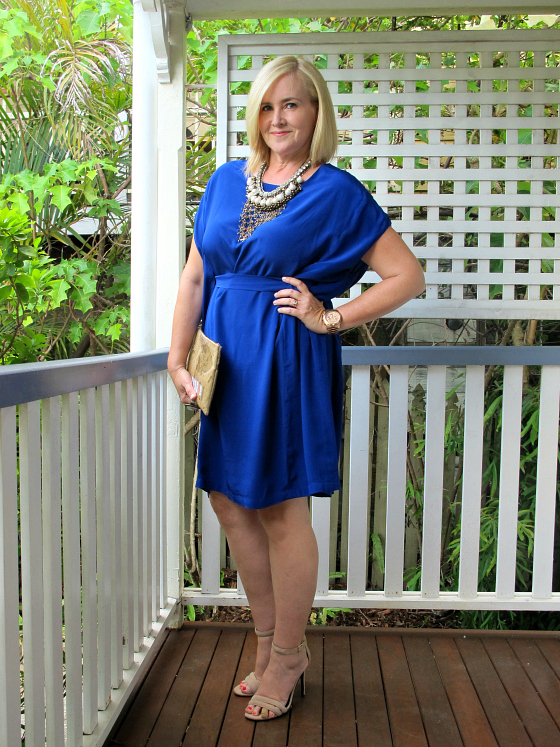 Surafina dress | Salita Matthews necklace | Zoe Kratzmann clutch | Nicholas hees