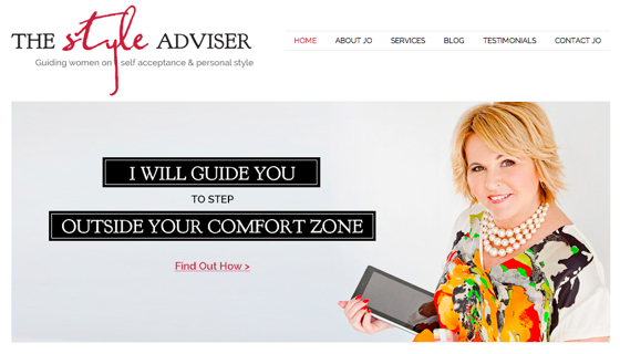 The Style Adviser
