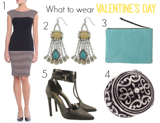 What to wear Valentine's Day
