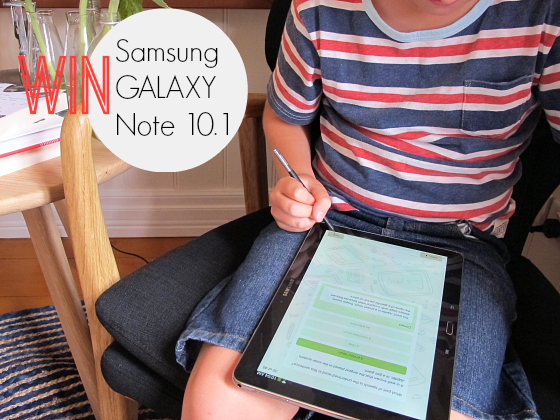 Win Samsung GALAXY Note 10.1