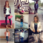 Everyday Style outfits of the week - demin