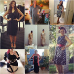 Everyday style outfits of the week - frocks