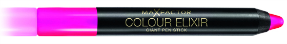 Max Factor Colour Elixir Giant Pen Stick in Vibrant Pink