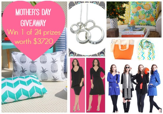 Styling You Mother's Day giveaway