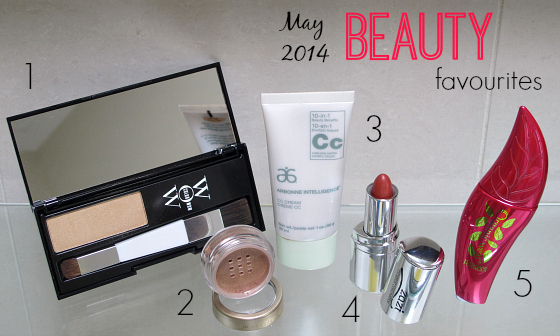 Beauty Favourites May 2014