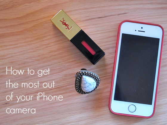 How to get the most out of your iPhone camera