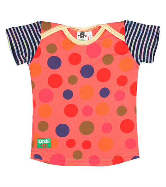 Oishi-m tee as seen on Zoe Proudman-Reid Offspring S5 Ep1