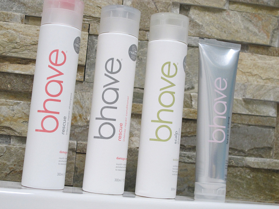 bhave home care and styling products