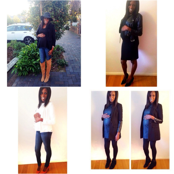 What to wear when you are pregnant | Inspiration from Mama Stylista