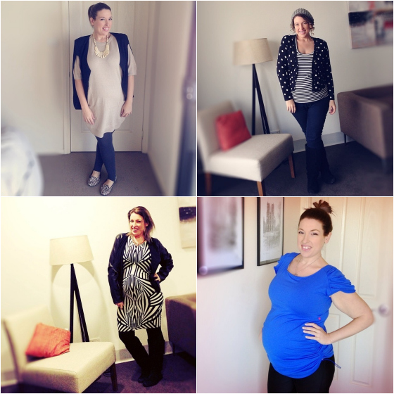 What to wear when you are pregnant | Inspiration from iCurvy
