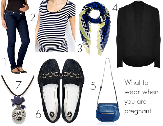 What to wear when you are pregnant