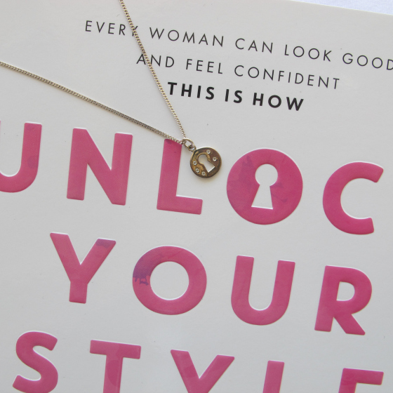 Win an Uberkate Unlock Your Style pendant