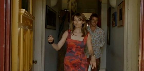 Billie Proudman style Karen Millen dress