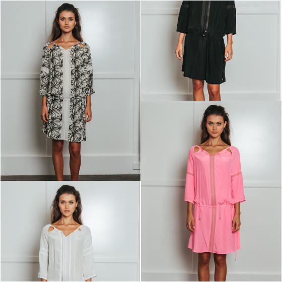 Binnywear dress spring-summer 14-15